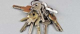 4 - Ti affligge un ingombrante mazzo di chiavi